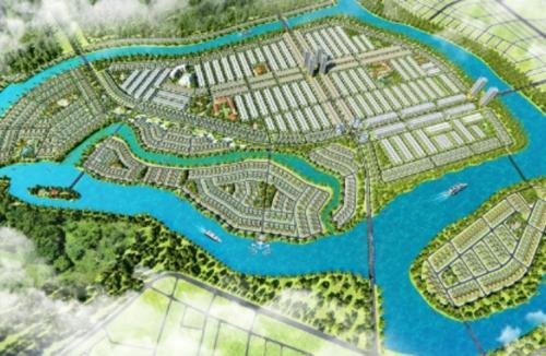 Dự án đất nền khu đô thị sinh thái nam Hòa Xuân Cẩm Lệ Đà Nẵng