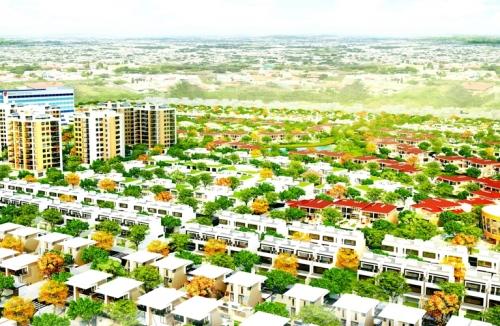 """Dự án """"Đô thị Châu Âu giữa lòng Đà Nẵng"""" Dragon City Park"""